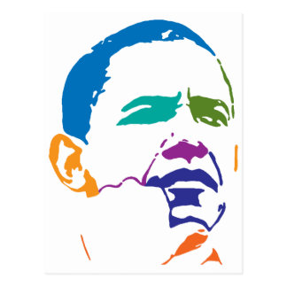 Barack Obama for President 2012 Postcard