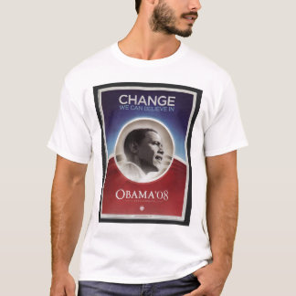Barack Obama For President T-Shirt