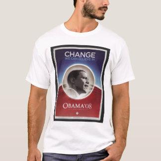 Barack Obama For President T-Shirt