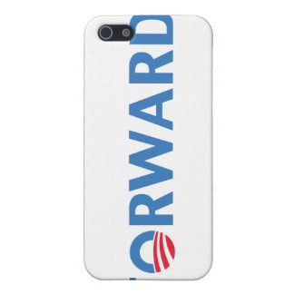 Barack Obama Forward (Blue) Case For iPhone 5