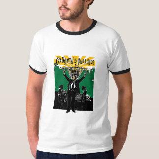 Barack Obama Gangsta T-Shirt