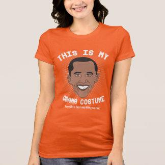 Barack Obama Halloween Costume T-Shirt