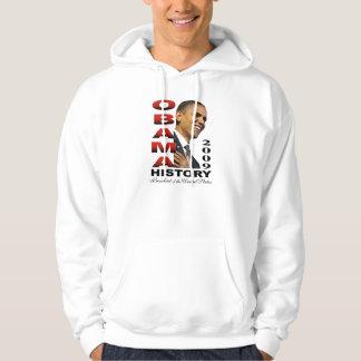 Barack Obama History sweatshirt