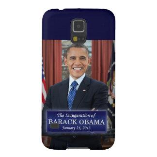 Barack Obama Inauguration 2013 Galaxy S5 Case