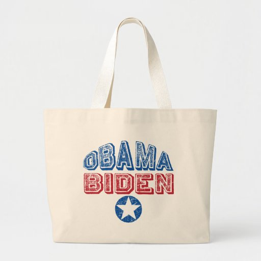 Barack Obama Joe Biden Tote Bag