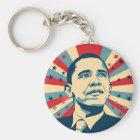 Barack Obama Key Ring