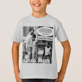 BARACK OBAMA KIDS T-SHIRT