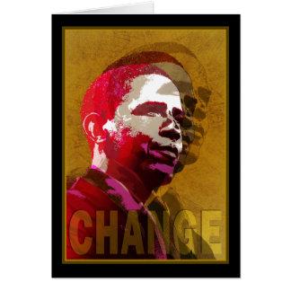 Barack Obama - Leadership Card