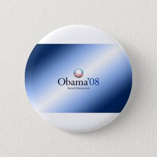 Barack Obama Logo 6 Cm Round Badge