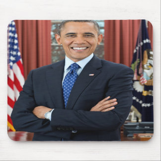 Barack Obama Mousepads