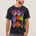 Barack Obama multi coloured T-Shirt
