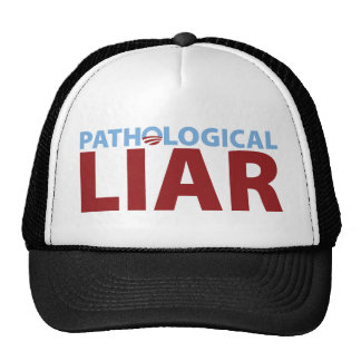 Barack Obama: Pathological Liar Hats