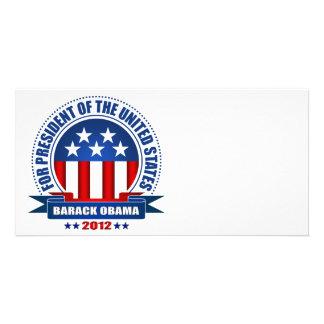 Barack Obama Picture Card