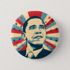 Barack Obama Pinback Button