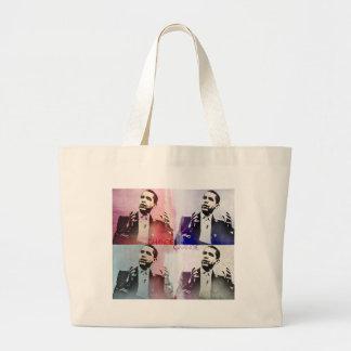 Barack Obama - Pop Art 2 Change Tote Bag