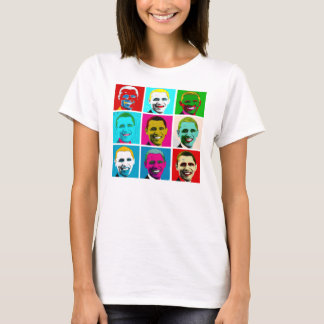 Barack Obama Pop Art T-Shirt