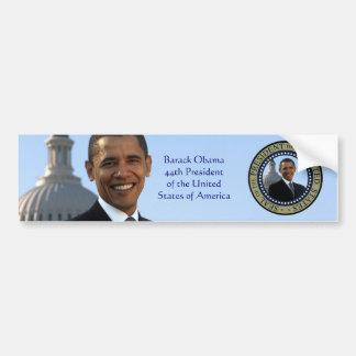 Barack Obama Portrait Bumper Sticker Car Bumper Sticker
