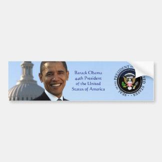 Barack Obama Portrait Bumper Sticker