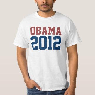 Barack Obama President in 2012 T-Shirt