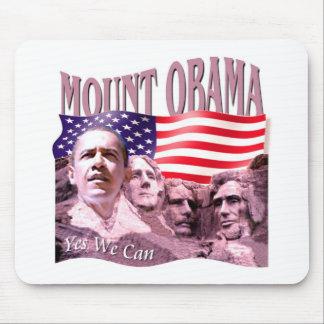 Barack Obama President Mousepad