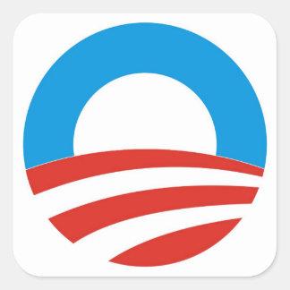 barack obama president usa logo elections 2012 stickers