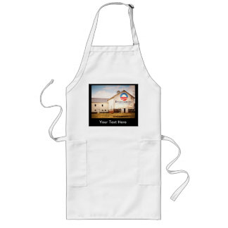 Barack Obama Presidential Campaign Barn Long Apron