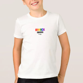 Barack Obama Pride Kids T-Shirt