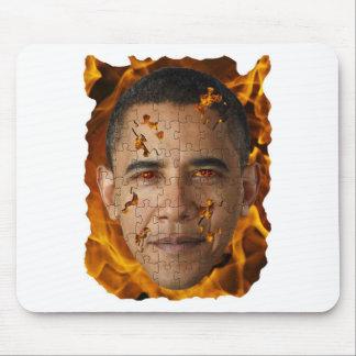 Barack Obama Revealed Mouse Pad