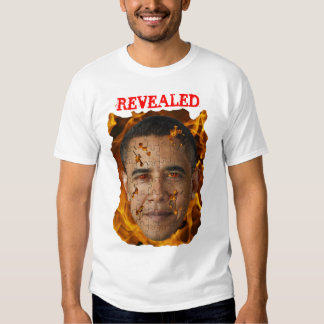 Barack Obama Revealed Tees