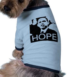 Barack Obama Ringer Dog Shirt