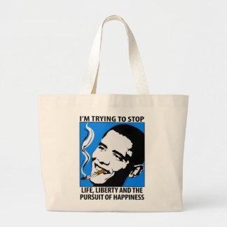 Barack Obama Satire / Parody Tote / Tote Bag