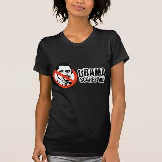 BARACK OBAMA SCARES ME T-Shirt