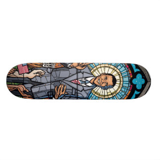Barack Obama Skateboard Deck #1