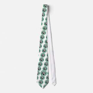 Barack Obama Star Caffeine Tie