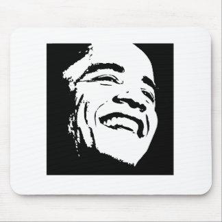 Barack Obama T-shirt Mouse Pad