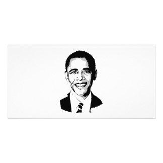 Barack Obama T-shirt Photo Card