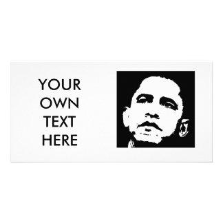 Barack Obama T-shirt Custom Photo Card