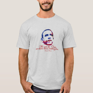 Barack Obama - The Search T-Shirt