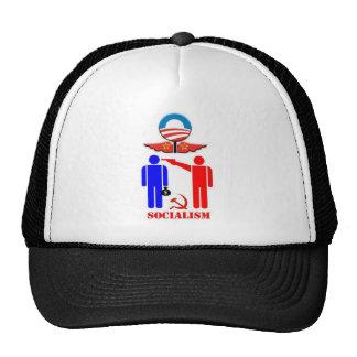 Barack Obama the Socialist Cap