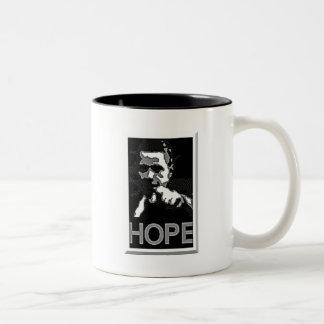 Barack Obama Two-Tone Coffee Mug