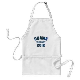 Barack Obama Victory 2012 Aprons