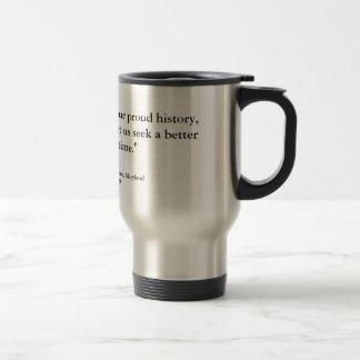 Barack Obama - Whistle Stop Tour Speech Coffee Mug