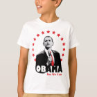 Barack Obama - Yes We Can T-Shirt