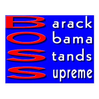 Barack Postcards
