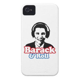 BARACK & ROLL iPhone 4 CASE
