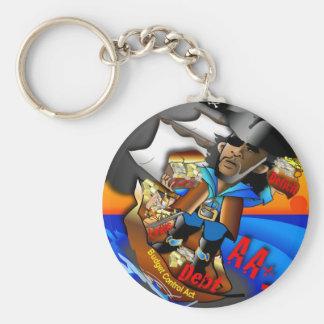 Barack The Pirate AA+ Key Chain