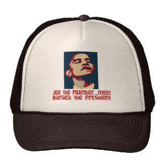 Barack the president trucker hat