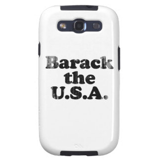 Barack the USA - Faded.png Galaxy S3 Case