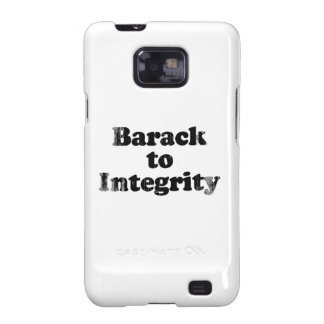 Barack to Integrity - Faded.png Samsung Galaxy SII Covers