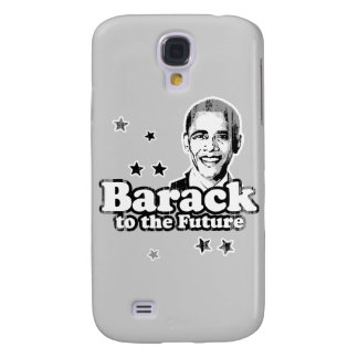 Barack to the future Faded.png Galaxy S4 Cover